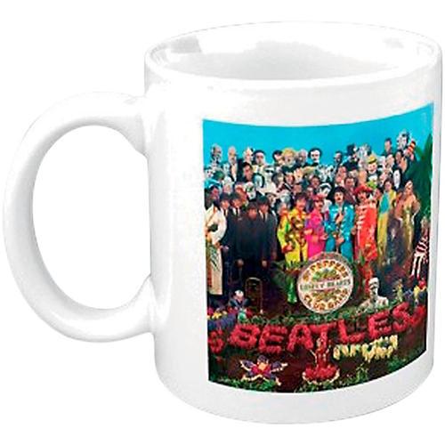 ROCK OFF The Beatles Boxed Mug: Sgt Pepper-thumbnail