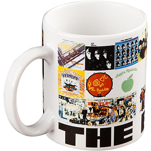 ROCK OFF The Beatles Chronlogy Mug