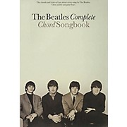 The Beatles Complete Guitar Chord Songbook