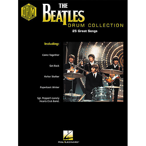 Hal Leonard The Beatles Drum Collection-thumbnail