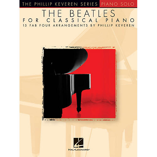 Hal Leonard The Beatles For Classical Piano - Phillip Keveren Series