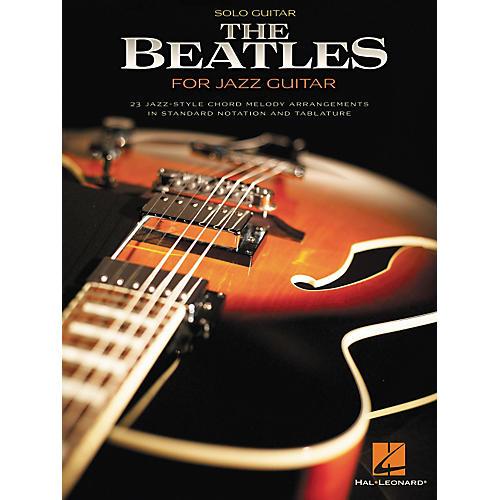 Hal Leonard The Beatles For Jazz Guitar