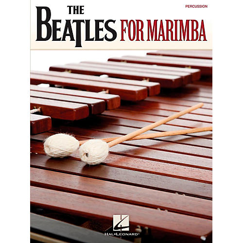 Hal Leonard The Beatles For Marimba-thumbnail
