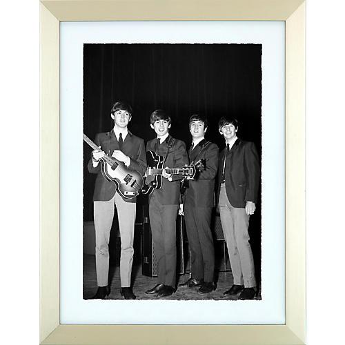 Mirrorpix The Beatles Liverpool Lads Framed Print-thumbnail