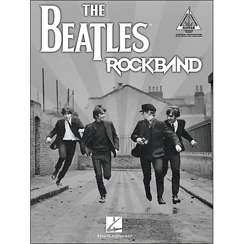 Hal Leonard The Beatles Rock Band Tab Book-thumbnail