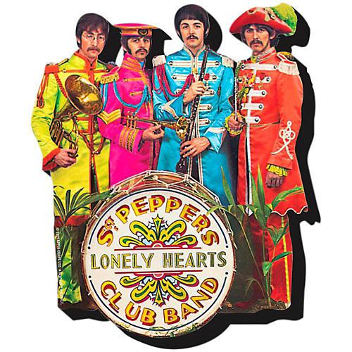 Hal Leonard The Beatles Sgt. Pepper  Chunky Magnet