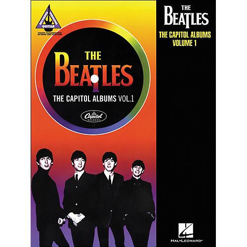 Hal Leonard The Beatles: The Capitol Albums Volume 1 Tab Book