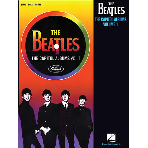 Hal Leonard The Beatles The Capitol Albums Volume 1 arranged for piano, vocal, and guitar (P/V/G)-thumbnail