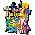 Hal Leonard The Beatles Yellow Submarine  Chunky Magnet-thumbnail