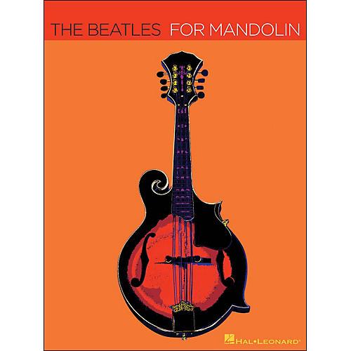 Hal Leonard The Beatles for Mandolin-thumbnail