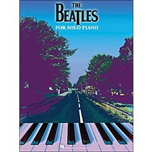 Hal Leonard The Beatles for Piano Solo arranged for piano solo