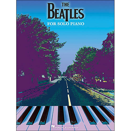Hal Leonard The Beatles for Piano Solo arranged for piano solo-thumbnail
