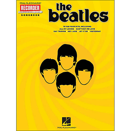Hal Leonard The Beatles for Recorder-thumbnail