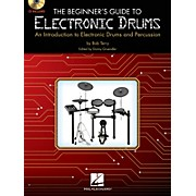 Hal Leonard The Beginner's Guide to Electronic Drums Book W/CD