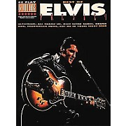 Hal Leonard The Best Of Elvis Presley Easy Guitar Tab Book