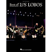 Hal Leonard The Best Of Los Lobos For Piano/Vocal/Guitar