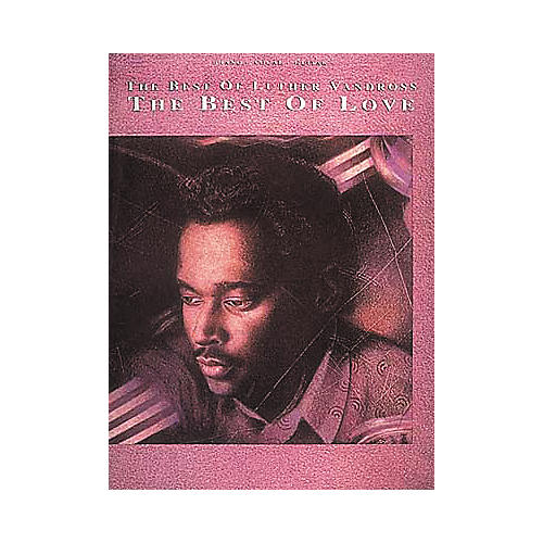 Hal Leonard The Best Of Luther Vandross Piano/Vocal/Guitar Artist Songbook-thumbnail