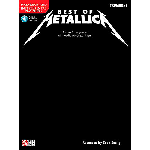 Cherry Lane The Best Of Metallica Trombone-thumbnail