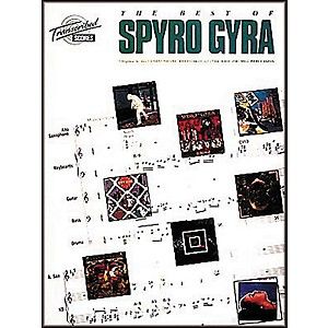 Hal Leonard The Best Of Spyro Gyra Complete Score by Hal Leonard
