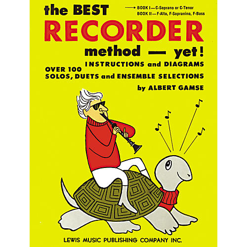 Music Sales The Best Recorder Book Yet Book 2 Alto-thumbnail