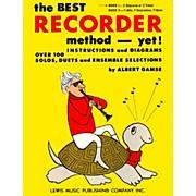 Music Sales The Best Recorder Method Yet Book 1 Soprano