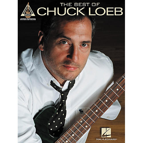 Hal Leonard The Best of Chuck Loeb Guitar Tab Book-thumbnail