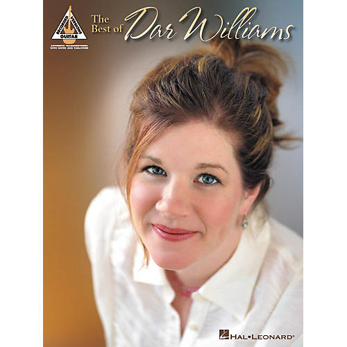 Hal Leonard The Best of Dar Williams Guitar Tab Songbook-thumbnail