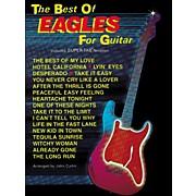 Hal Leonard The Best of Eagles Guitar Tab Book