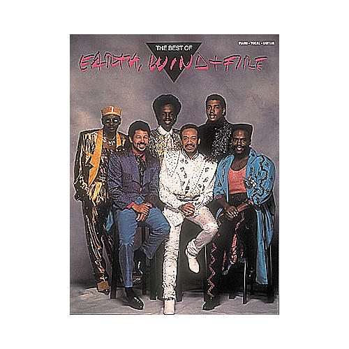 Hal Leonard The Best of Earth, Wind and Fire Piano/Vocal/Guitar Artist Songbook-thumbnail