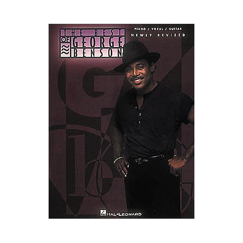 Hal Leonard The Best of George Benson Piano/Vocal/Guitar Artist Songbook-thumbnail