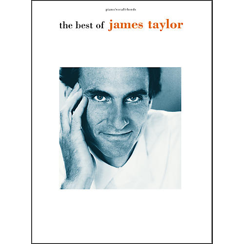 Alfred The Best of James Taylor Piano, Vocal, Guitar Songbook-thumbnail