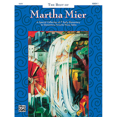 Alfred The Best of Martha Mier Book 1-thumbnail