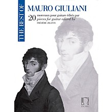 Max Eschig The Best of Mauro Giuliani Editions Durand Composed by Mauro Giuliani Edited by Frederic Zigante