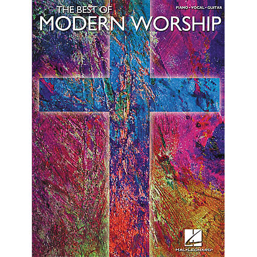 Hal Leonard The Best of Modern Worship Piano, Vocal, Guitar Songbook