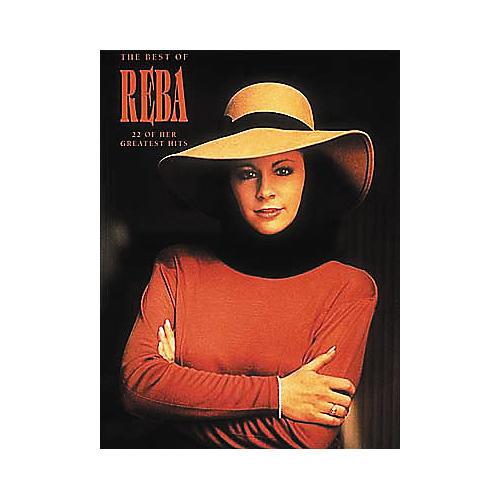 Hal Leonard The Best of Reba McEntire Songbook