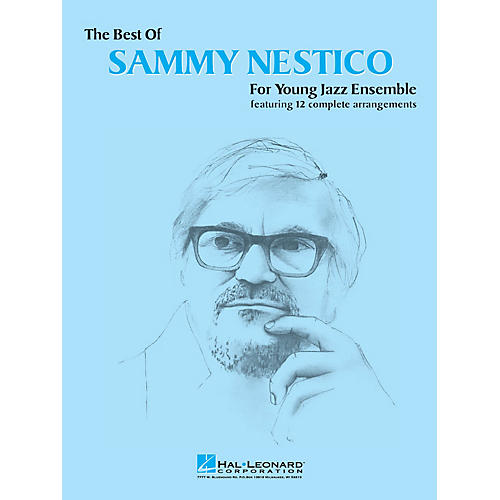 Hal Leonard The Best of Sammy Nestico - Trombone 1 Jazz Band Level 2-3 Arranged by Sammy Nestico
