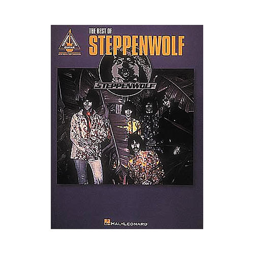 Hal Leonard The Best of Steppenwolf Guitar Tab Book-thumbnail