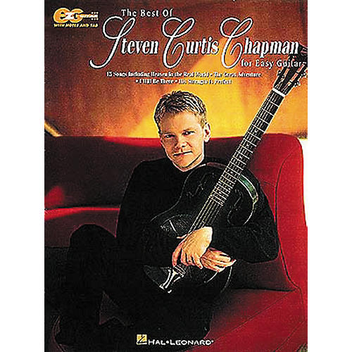 Hal Leonard The Best of Steven Curtis Chapman Easy Guitar Tab Songbook