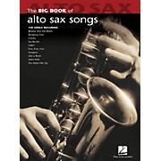 Hal Leonard The Big Book Of Alto Sax Songs