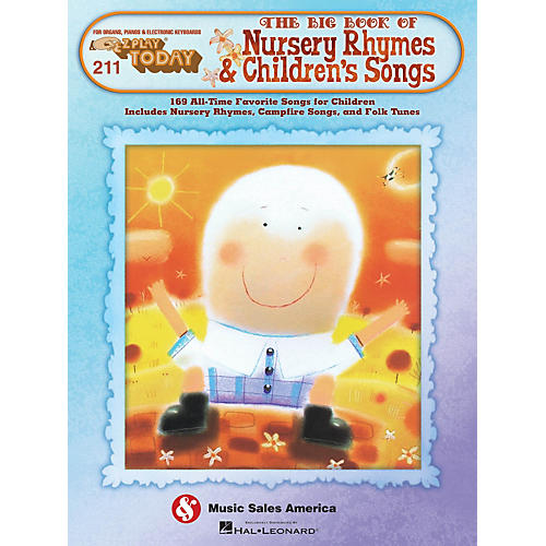 Hal Leonard The Big Book Of Nursery Rhymes & Children's Songs E-Z Play 211-thumbnail