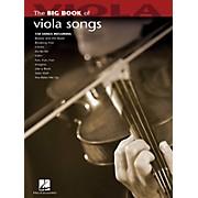 Hal Leonard The Big Book Of Viola Songs