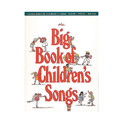 Hal Leonard The Big Book of Children's Songs-thumbnail