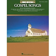 Hal Leonard The Big Book of Gospel Songs Piano, Vocal, Guitar Songbook