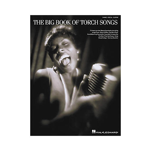 Hal Leonard The Big Book of Torch Songs Songbook