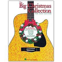 Hal Leonard The Big Christmas Collection Easy Guitar Tab Songbook