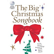 Music Sales The Big Christmas Songbook Music Sales America Series Softcover with CD Composed by Various