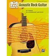 Alfred The Big Easy Book of Acoustic Guitar Tab