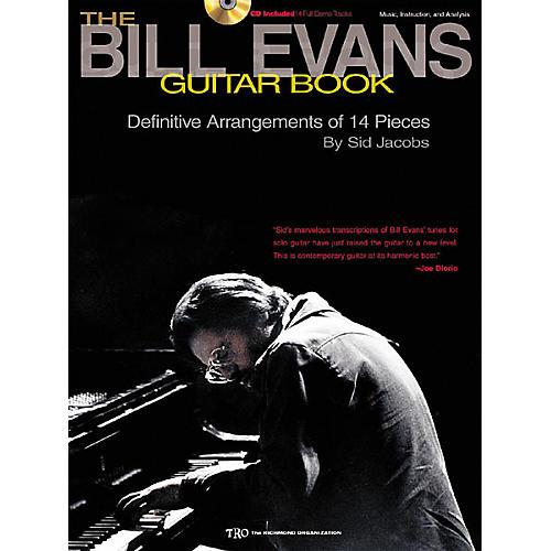 Richmond Organization The Bill Evans Guitar (Book/CD)