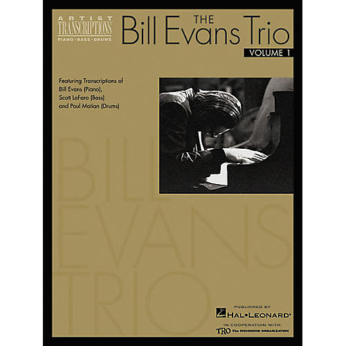 Hal Leonard The Bill Evans Trio Volume 1 1959-1961 Transcribed Scores Book-thumbnail