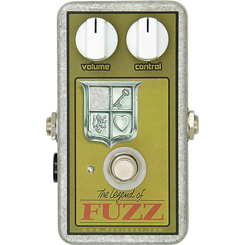 Devi Ever The Bit: Legend of Fuzz Guitar Effects Pedal